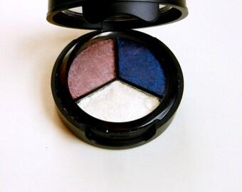 Satin Blues Eye Shadow Compact