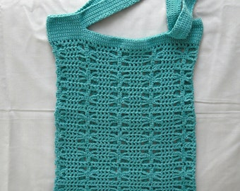 Crochet bag for summer