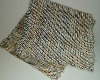 bamboo handwoven scarf