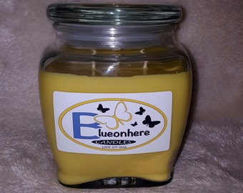 Lemon and Lime Soy Candle