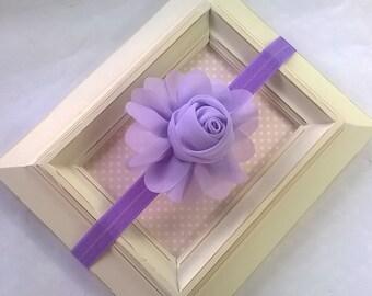 Pretty Purple - Infant/Toddler Headband
