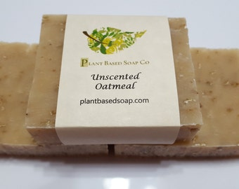 Oatmeal with Goat's Milk Soap Bar