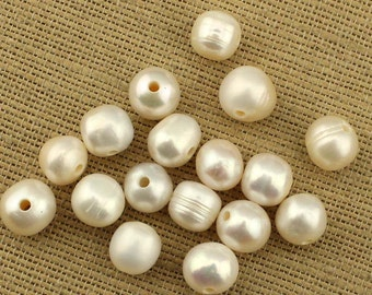 12-13 mm Pink potato pearl beads, big pearls, freshwater pearls, goddess pink pearl, 10 beads for a listing. wholesale, Z 117