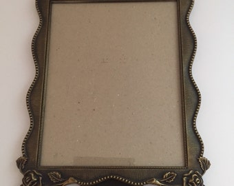 Beautiful Ornate Gold Frame