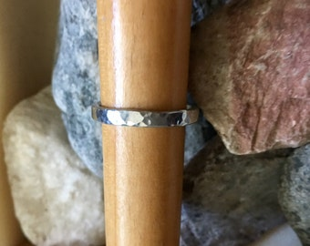 Sterling Silver Rind Band