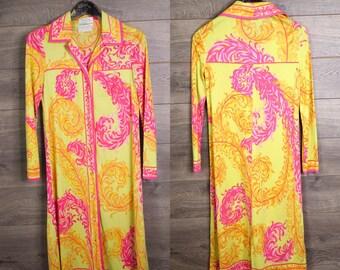 vintage Fuilio Pucci dress