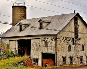 Rustic Barn III