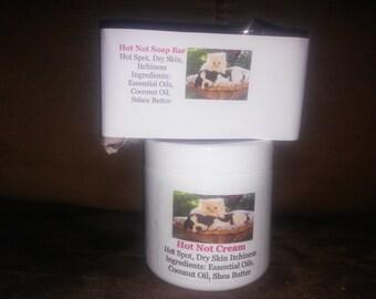 Organic Vegan Pet Skin Care