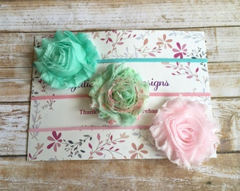 Baby Headbands/Newborn Headband/Girl Headband/Toddler Headband/Infant Headband/Baby Shower Gift/Headband Gift Set/Spring Headband/Headbands