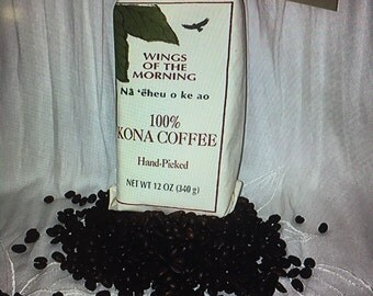 100% Kona Coffee Whole Bean