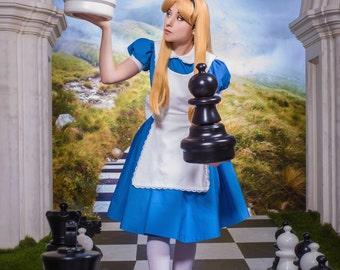 Alice cosplay print