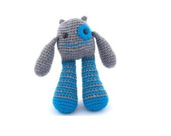 Bubble monster amigurumi crochet pattern. Instant download