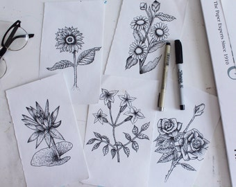 flower prints each 10.50
