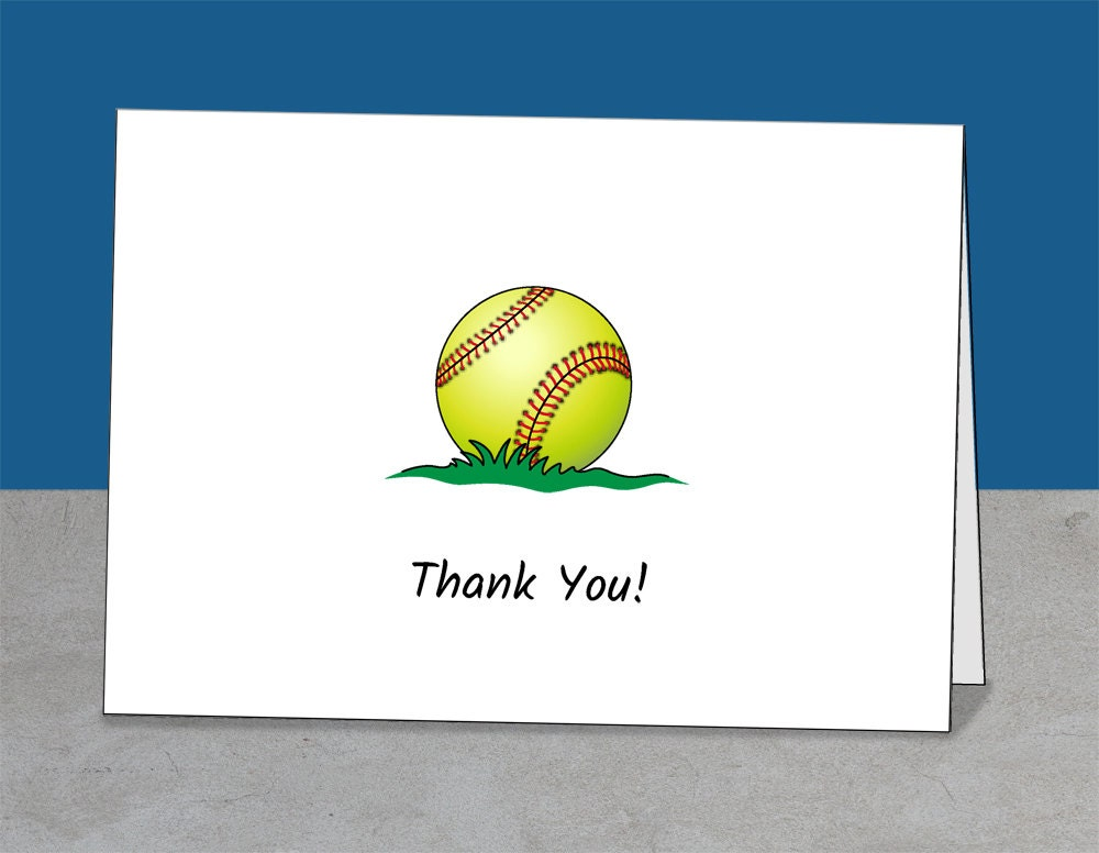 Thank You Softball Coach Mentor Team Gift Coach Thank You