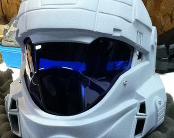 Paint Ready – 'Rookie' ODST Assembled Helmet Kit