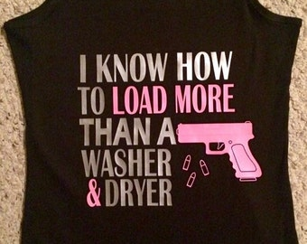 Women's I Can Load More than Washer & Dryer