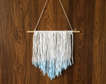 Ombre Blue Wall Hanging