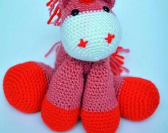 Horse stuffy.