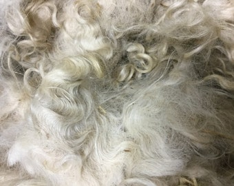 Angora Goat Mohair Fleece