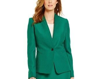 Preston & York Cynyhia Jacket Size 8
