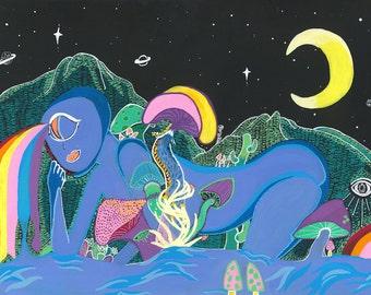 Cycloptic Rainbow Adventurer