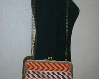 ethnic retro handbag