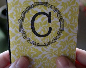 Yellow Pattern C Sketchbook