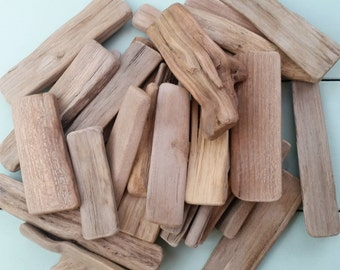 Artemio Driftwood Pieces 500G Approx 30 Pieces Craft Home