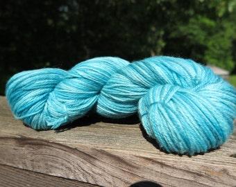 Handpainted Superwash Merino Sock Weight Yarn