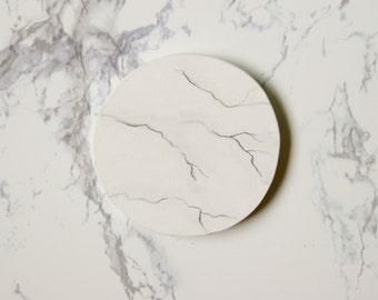 Marble Pattern Pocket Mirror -4