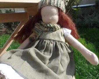 Waldorf doll,20% Sale off