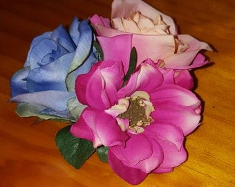 SALE: AURORA Hair Flower
