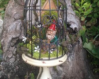 Garden Gnome House