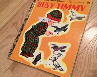 Vintage copy of Busy Timmy