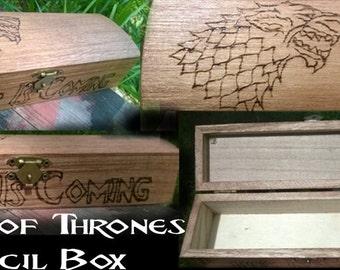 Game of Thrones Pencil Case