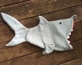 Shark Christmas Stocking