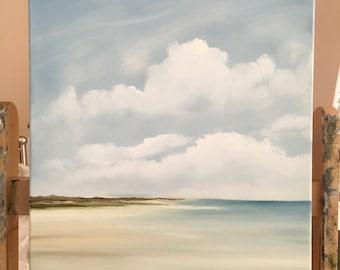 Minimal Summer Seascape #2