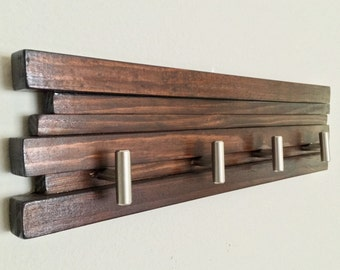 Modern Key And Coat Rack
