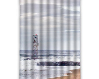 Wide shower curtain   Etsy