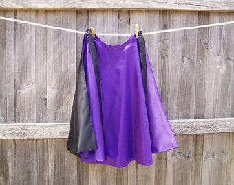Witch / Wizard Cape - Purple