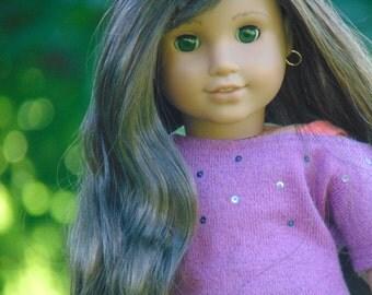"Custom American Girl Doll ""JoJo"" OOAK"
