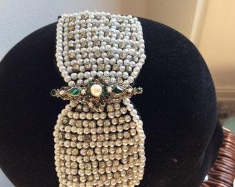 Pearls & Vintage - #10 Hairband