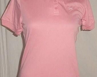 Vintage 80's Sergio Valente polo shirt has original tags never worn