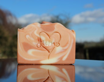 French clay natural soap