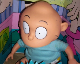 Dakin Rugrats Tommy Doll 1994 Original in Box