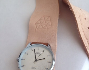 Watch strap - new ways to wear your watch pieces.
