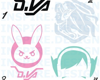 D.Va Decal