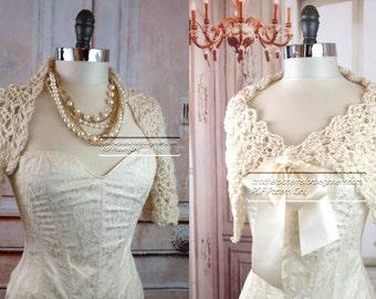 Wedding Crochet Pattern Set Bridal Shawl And Wedding Shrug Crochet Bridal Shrug Bridal Shrug Bridal Stole Bridesmaids Shrug Crochet Shrug