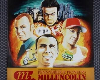 MILLENCOLIN Pennybridge Pioneers LP Vinyl Record Ska Punk Alternative Rock Music