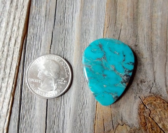 Kingman Turquoise Cabochon 37.45 ct